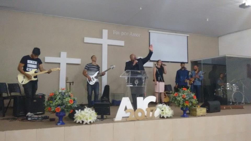 Convenção na AIC-Guará dia 14/10/2017